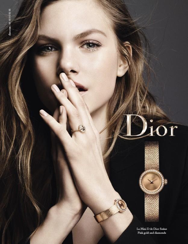Dior - Dior Watches 2016