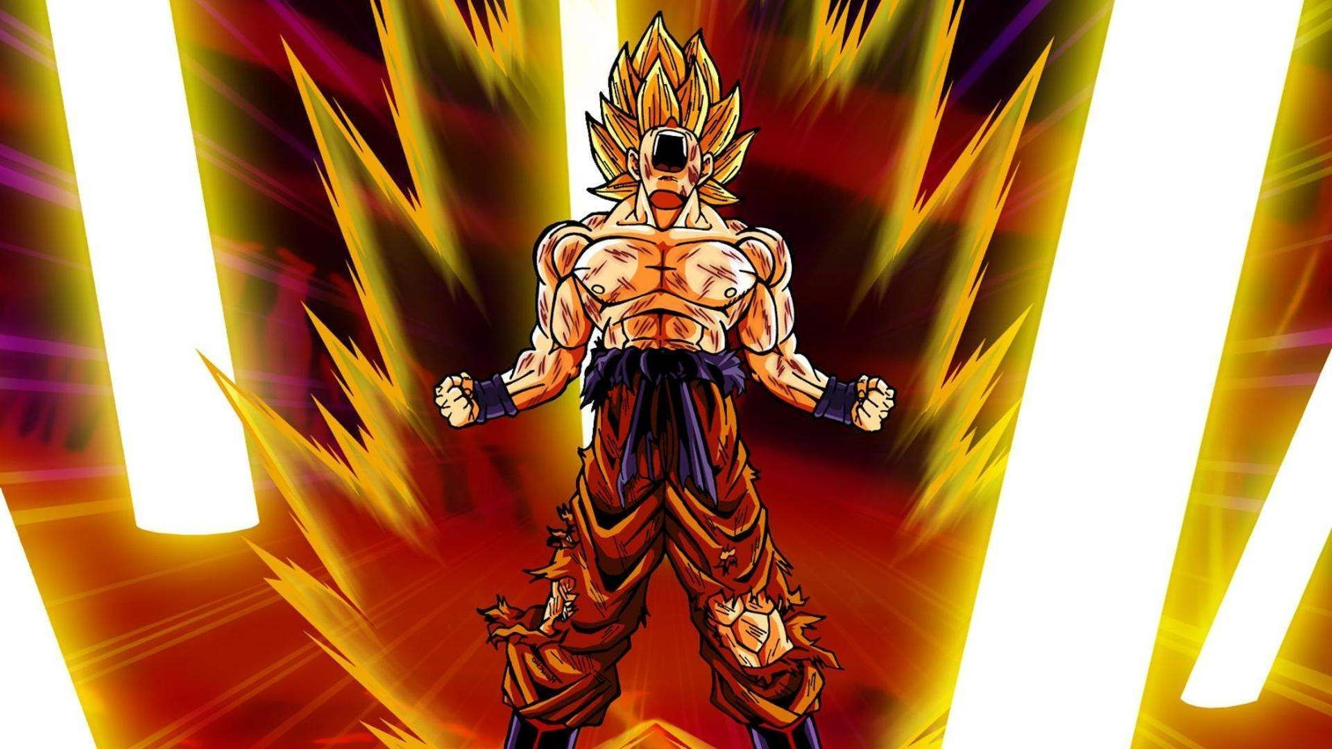 Download Dragon ball z wallpaper