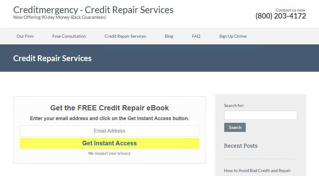Reliable Credit Repair Services With Images Credit Repair