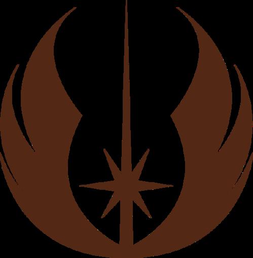 Jedi Order Jedi Symbol Star Wars Decal Star Wars Symbols