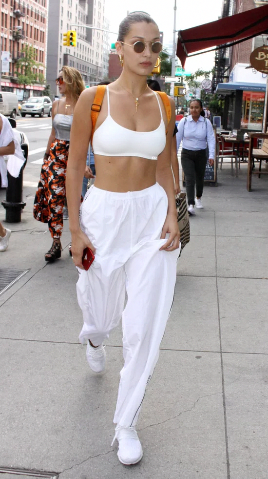 Bella Hadid's Best Street Style Looks