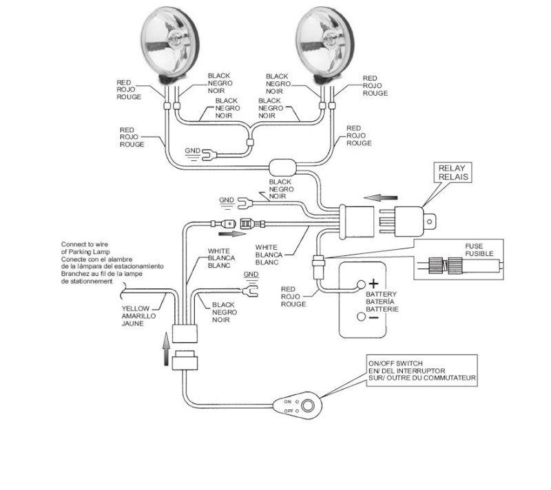 Wiring Diagram For A Simple Light Setup Simple Lighting Diagram Light