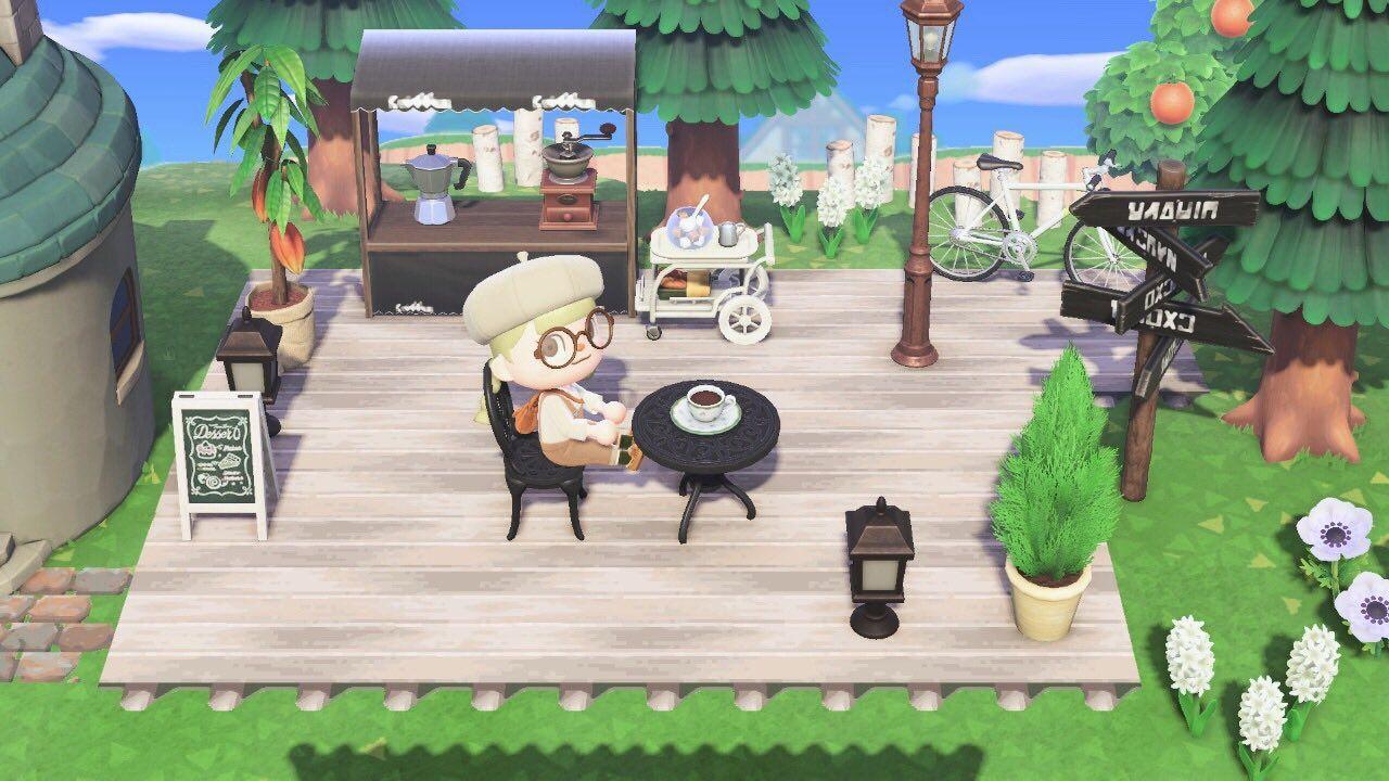 森 喫茶店 あつ