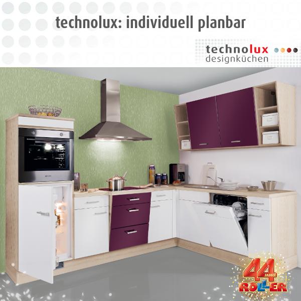 Designküchen bei ROLLE: http://www.roller.de/technolux ...