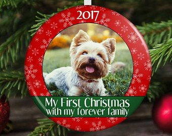 Dogs First Christmas Ornament.Pet S First Christmas Ornament Puppy Dog Kitten Cat First