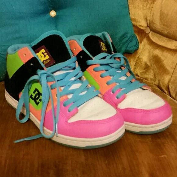DC shoes size 10   Dc shoes, Shoes