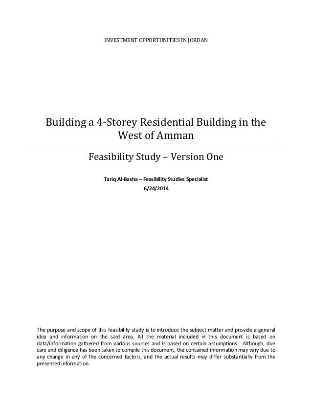 wwwwengercorp Construct docs Wenger20Planning20Guide - sample feasibility report