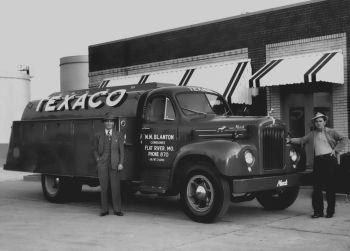Mack B20 Tanker Truck '1953–60