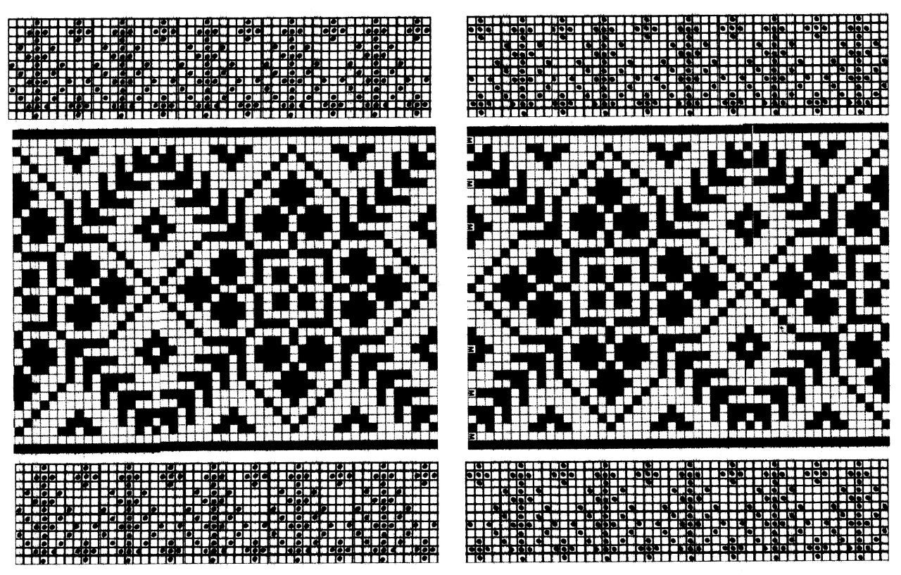 norwegian knitting patterns - Google Search | Fair isle knitting ...