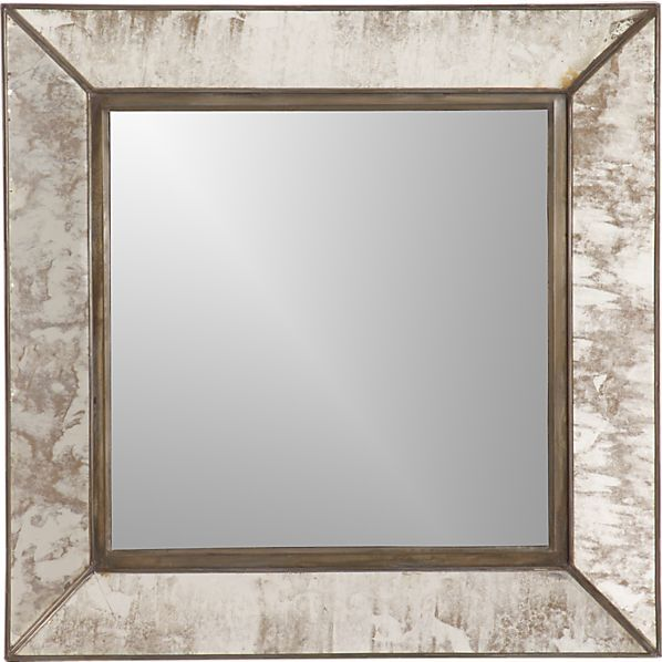 Dubois Small Square Wall Mirror Reviews Crate And Barrel Mirror Wall Bedroom Modern Mirror Wall Rustic Wall Mirrors
