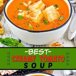 Chicken Tortilla Soup Crock Pot - Foodahead.com #chickentortillasoup