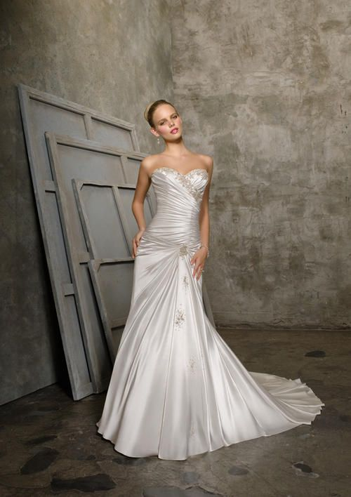 Morilee Designer Wedding Gown