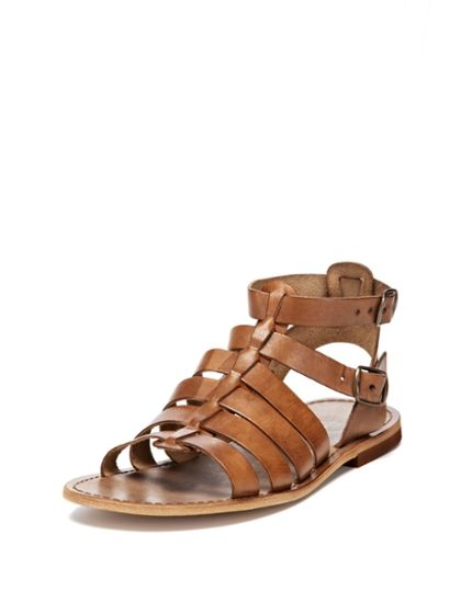 93e9fd0197db Gladiator Sandals by Miramare Italia. Good looking but to expensive. Similar  sandals are available much cheaper.