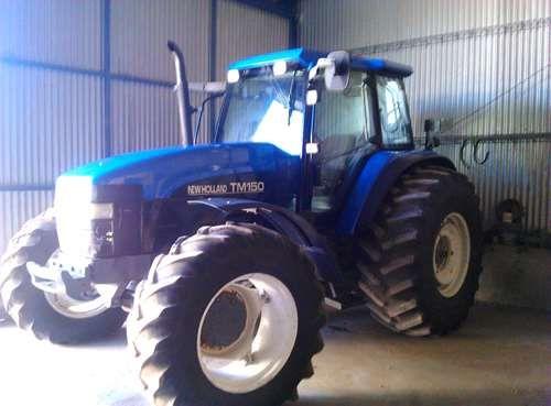 hydraulic new holland tm150 tractor parts specs list manual book rh pinterest com
