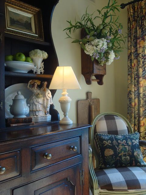12 Ways To Add English Country Charm Your Home