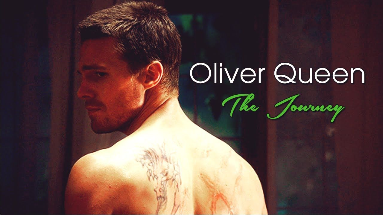 Oliver Queen | The Journey