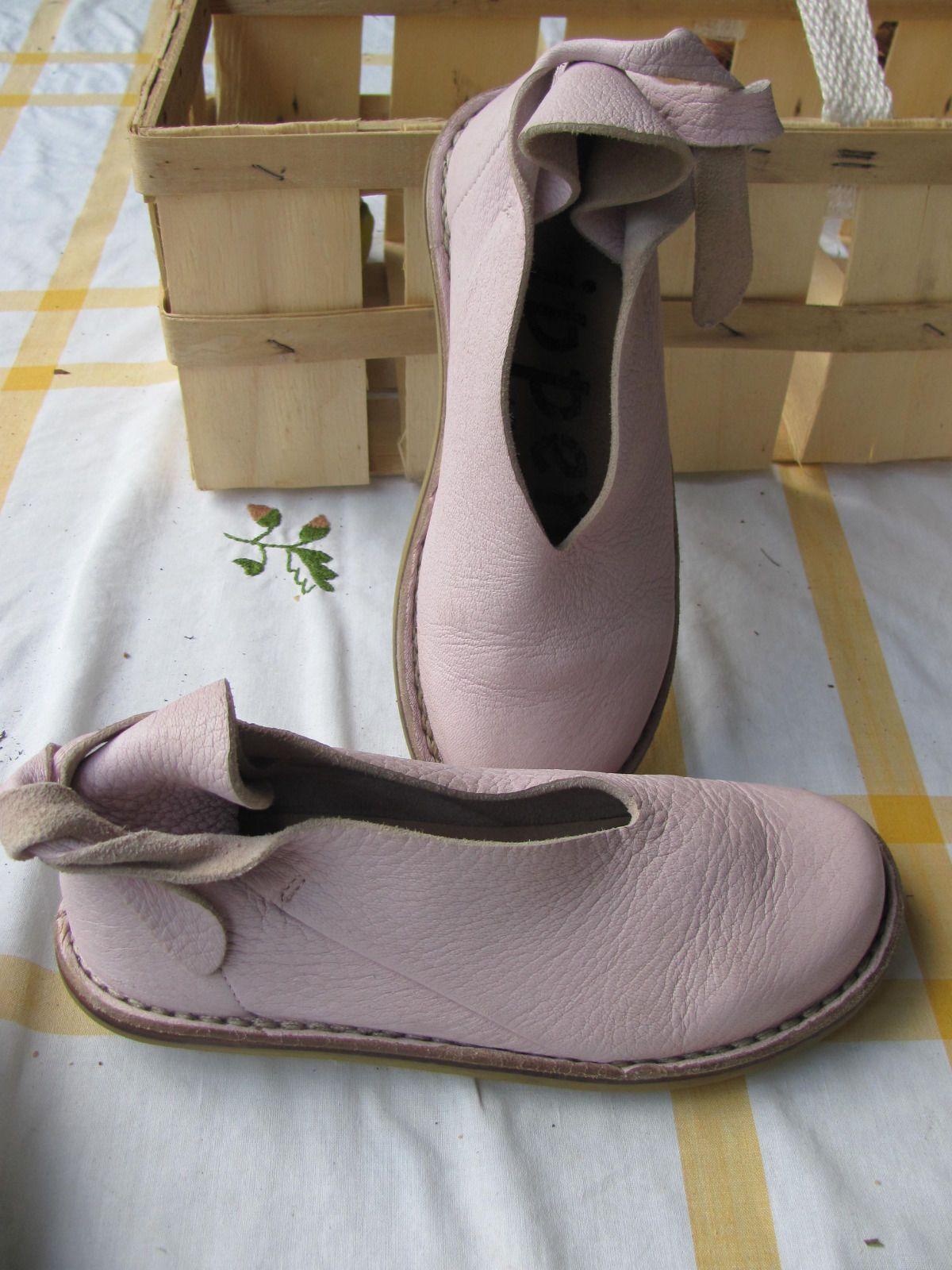 acheter en ligne a06c8 2f6fd Trippen Closed Elk rose | Shoes & Heals | Chaussures Femme ...