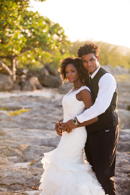 In Love On The Cliffs At Borghinvilla Wedding Venue In Jamaica Book Your Destination Weddi Destination Wedding Jamaica Bride And Groom Pictures Wedding Venues