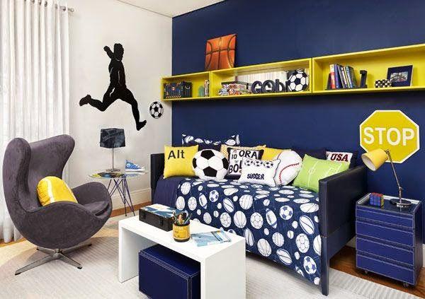 Ideias Para Decoração De Quarto De Menino Boys Rooms