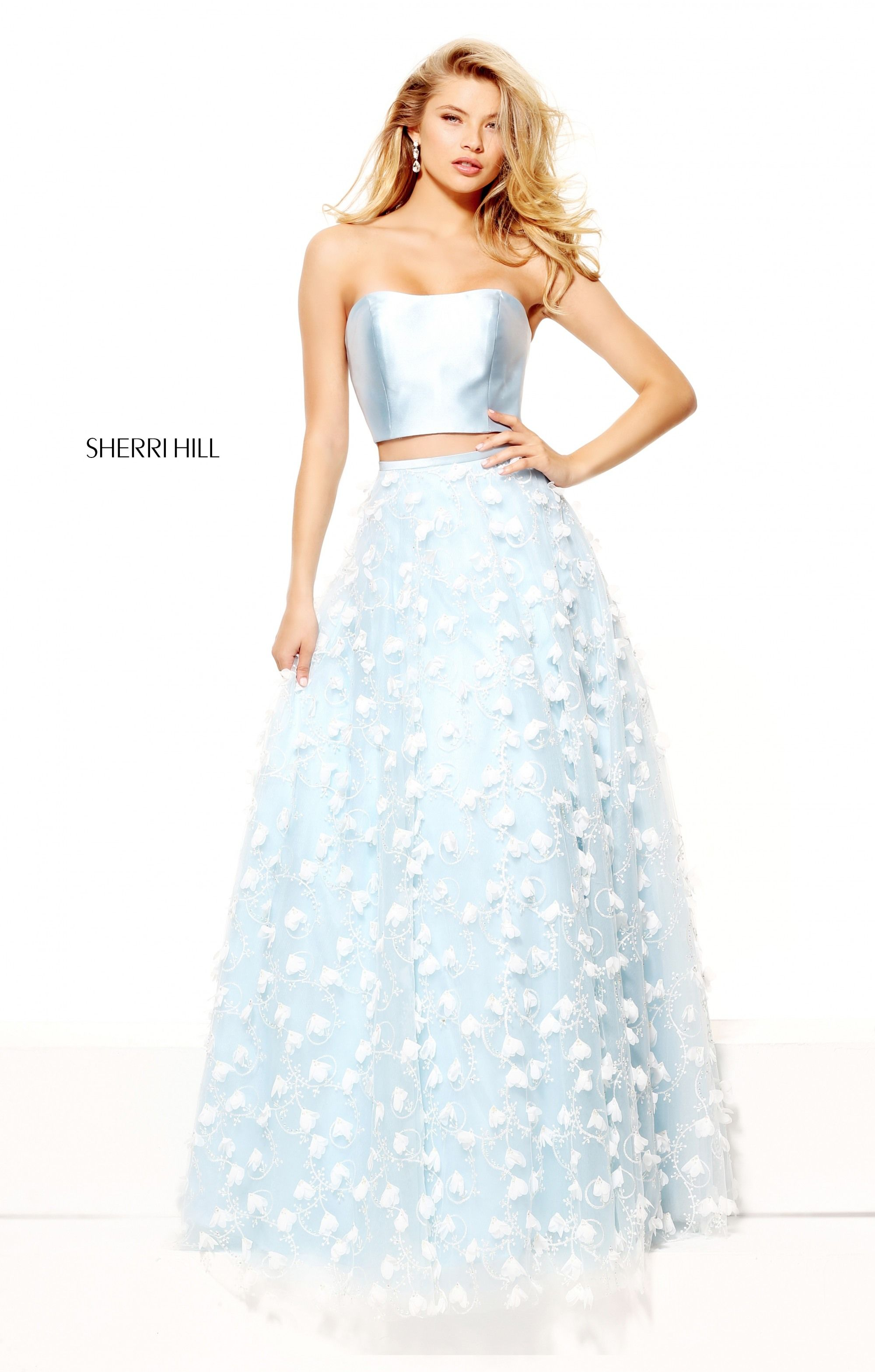 a8fafa87536 Check out the latest Sherri Hill 50901 dresses at prom dress stores  authorized by the International Prom Association.
