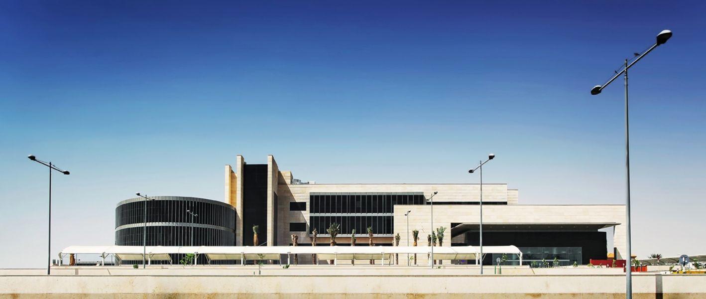 Al Qassimi Maternity Hospital Sharja Uae Arhitektura