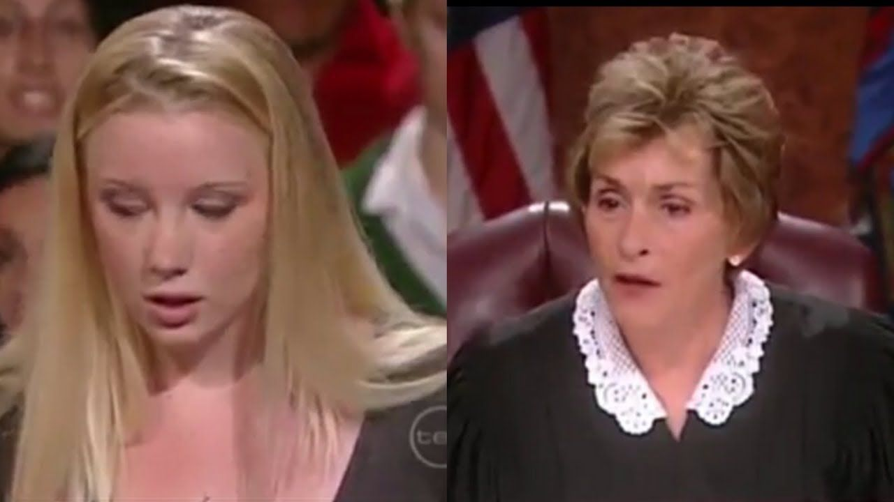 Judge Judy Feminist