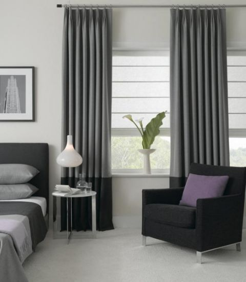 window treatment images - Yahoo! Search Шторы Pinterest - vorhänge für schlafzimmer