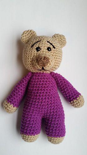 Pajama Bear was inspired by Trauma Bears for Police stations ...