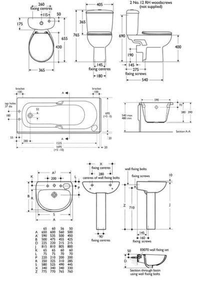 Standard Bathroom Sizes Bathroom Bathroom Dimensions Bathroom Design Small Toilet Design