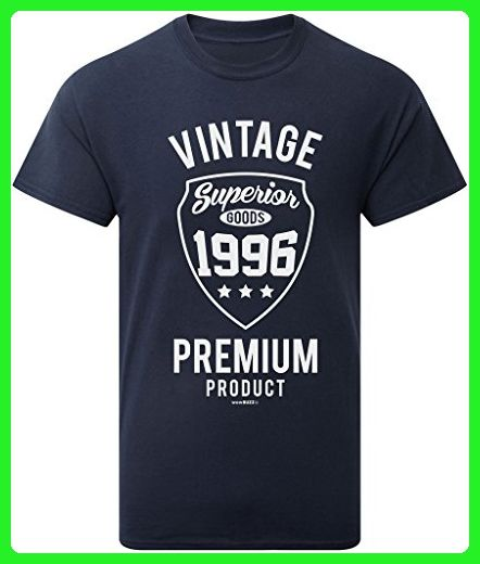 Vintage 1996 Mens 21st Birthday Gift T Shirt