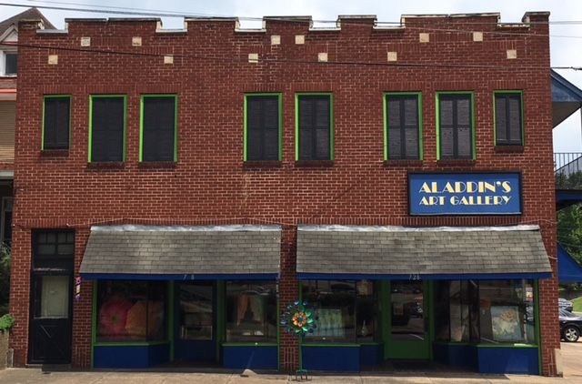 Aladdin S Art Gallery Locally Owned Gift Shop And Framing In Ashland Ky Since 1965 Aladdin Art Art Gallery Gallery
