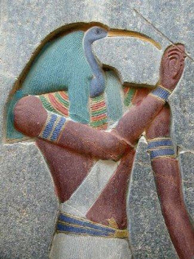 Thoth Statue  Crystal Life