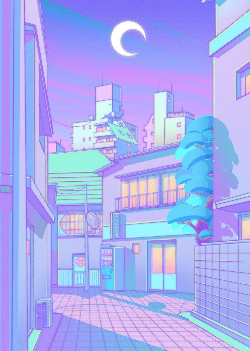 Night in Utopia