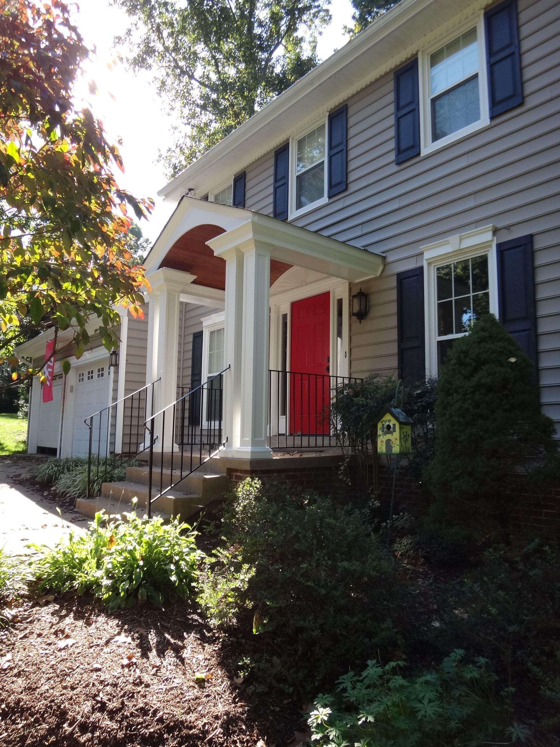 Best Watson Portico 2 Porch Front Porch Outdoor Structures 640 x 480