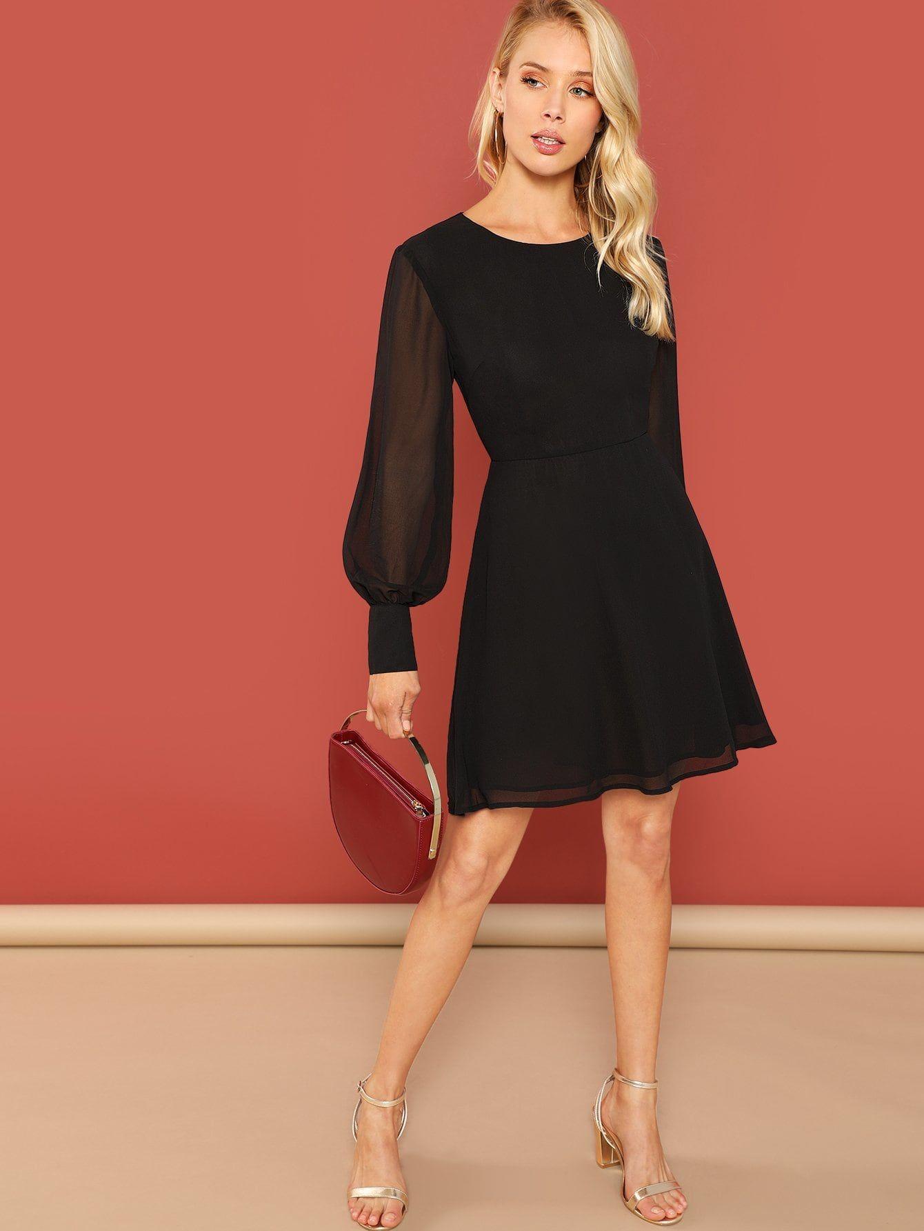 Pleated A Line Dress Pleated Line Dress Flare Dress Fit Flare Dress Fit And Flare Dress [ 1785 x 1340 Pixel ]