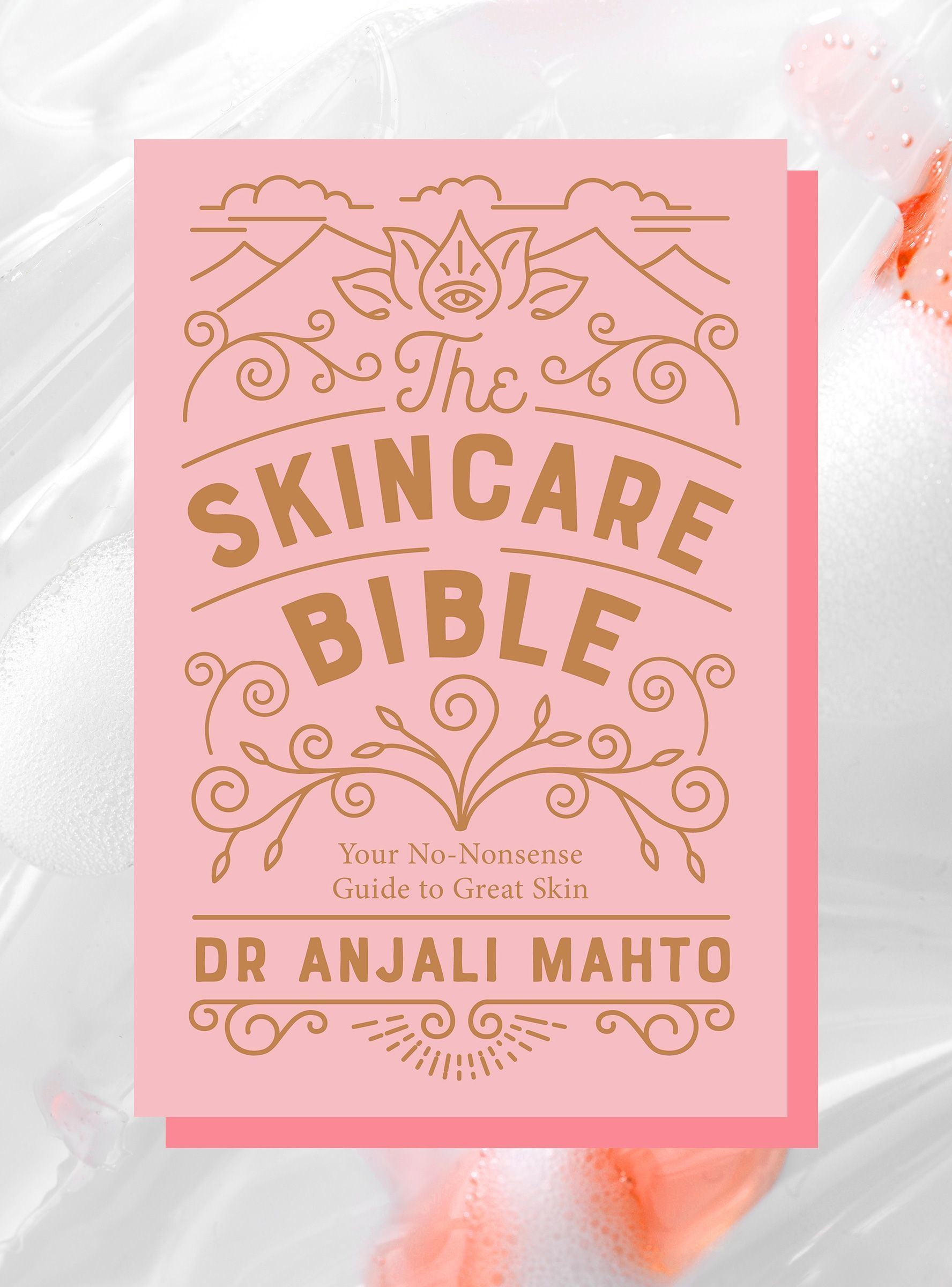 This new book is The Skin-Care Bible — literally #skincare #bible #book #beauty #AntiAgingFaceCream