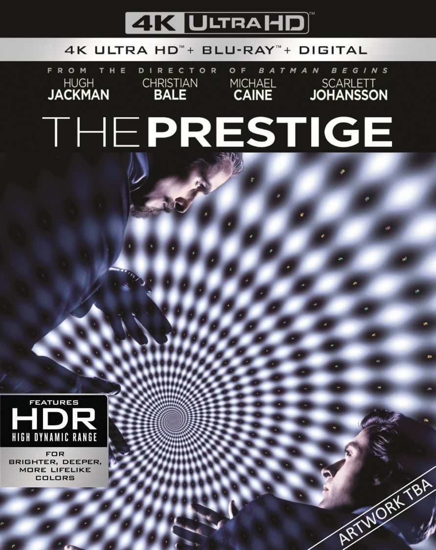 The prestige 2006 4k ultra hd blu ray httphdmoviesource movie fandeluxe Images