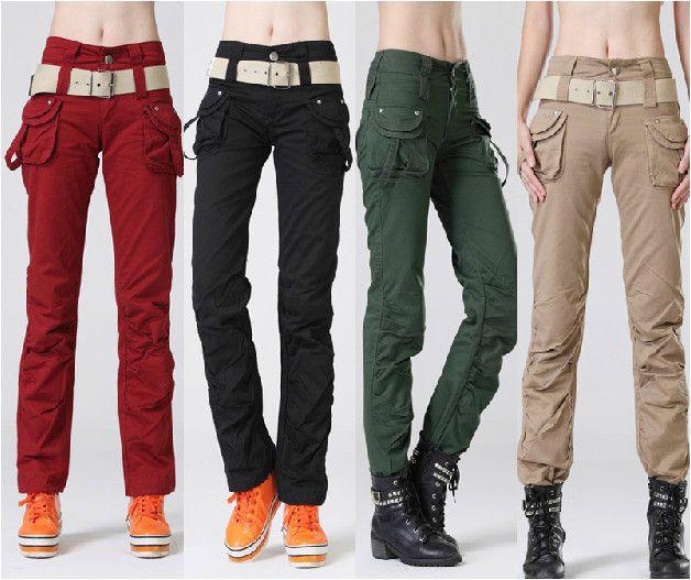 Nice pants, nice colors