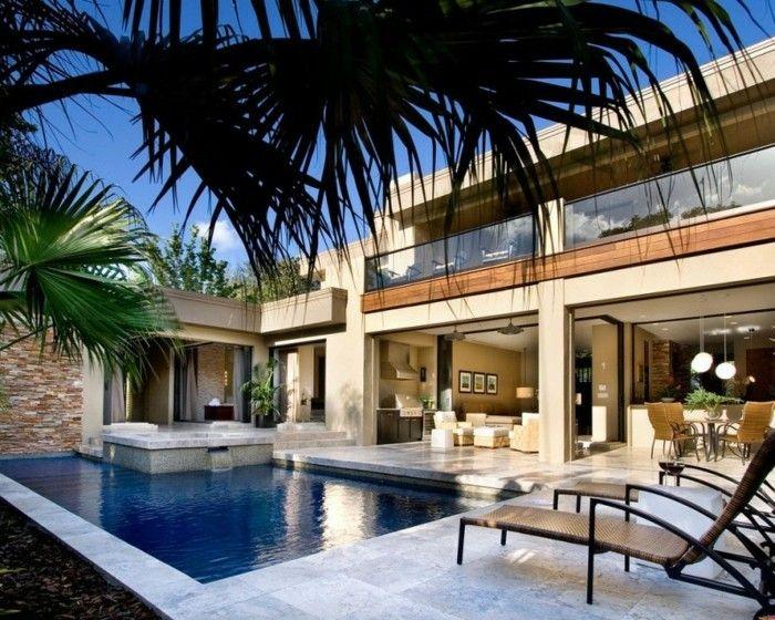 Luxus Pool Eine Der Ideen Für Einen Luxus Pool Im Garten