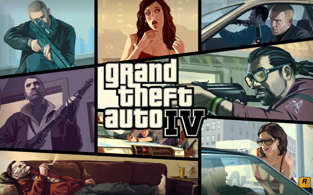 Download GTA 4 PS3 ISO Free Full Version - Undoubtedly, GTA games