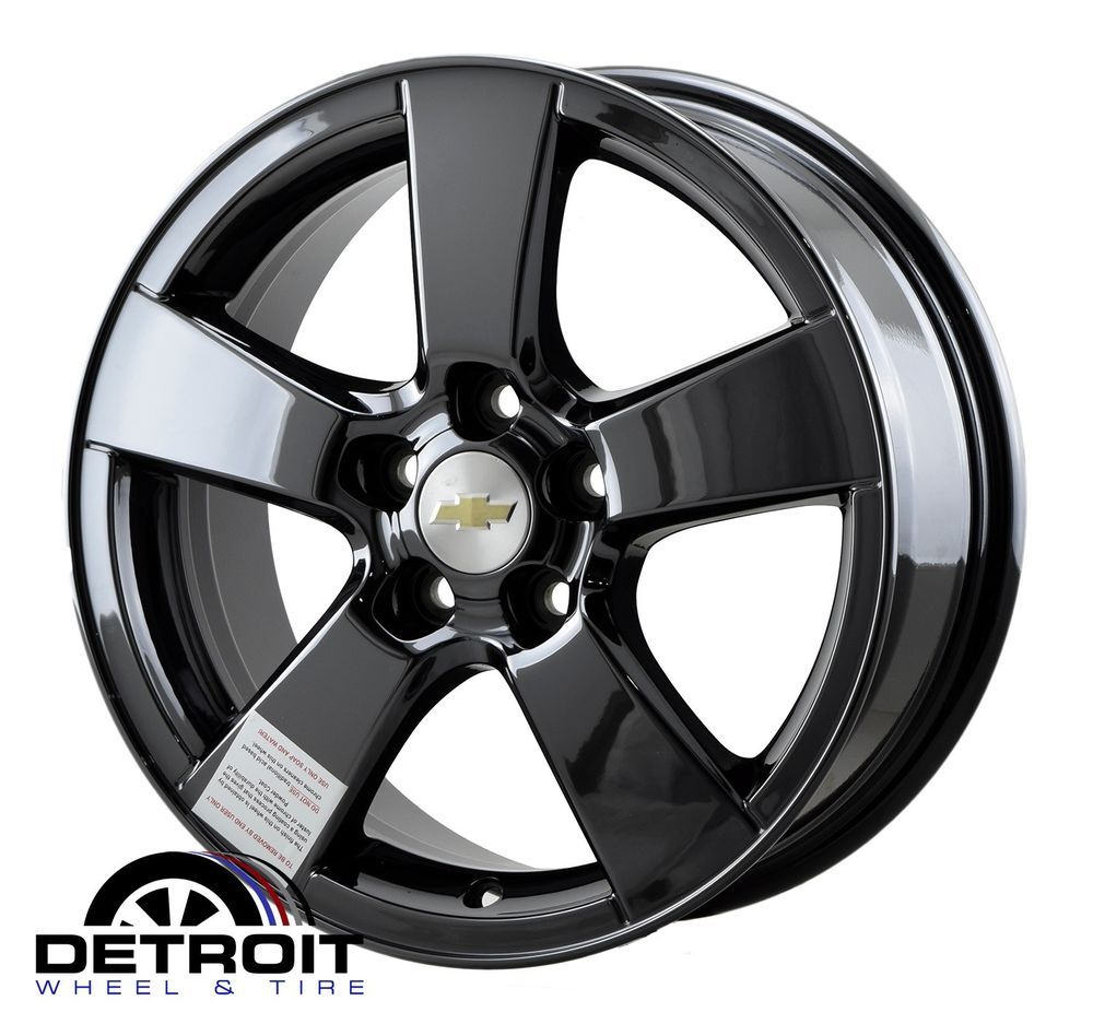 All Chevy black chevy rims : 16