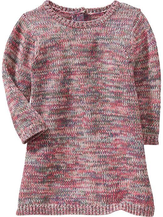 Marled Sweater Dress for Baby Product Image