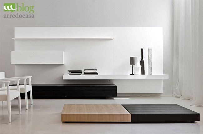 Arredamento Minimal Chic perché less is more