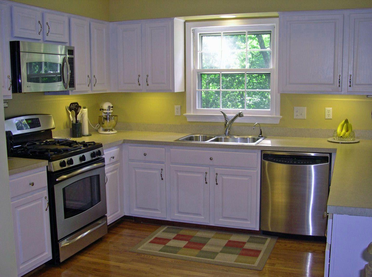 Dise os de cocinas modernas en espacios peque os por - Diseno de cocinas integrales ...