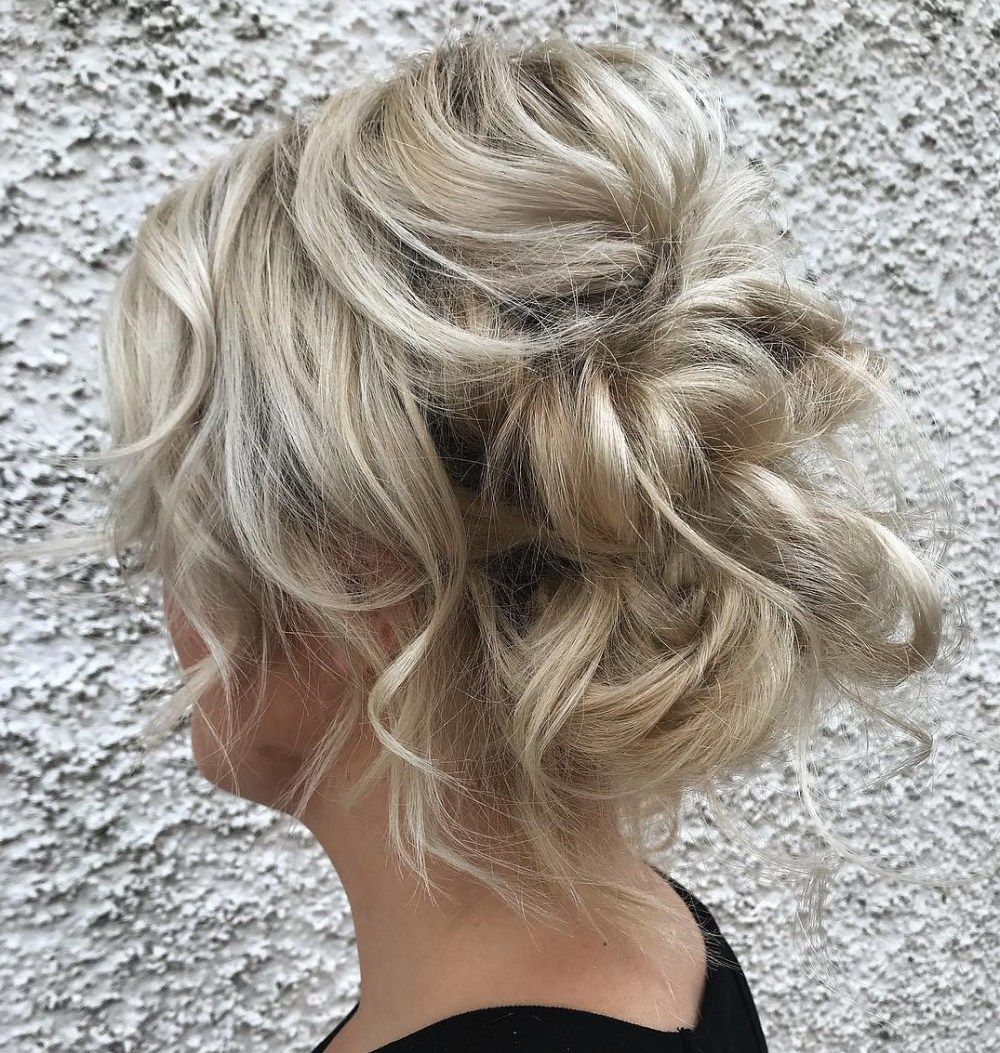 60 Trendiest Updos For Medium Length Hair Up Dos For Medium Hair Medium Length Hair Styles Medium Hair Styles