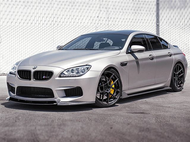 How To Make The M6 Gran Coupe Look Even More Awesome Bmw Coupe