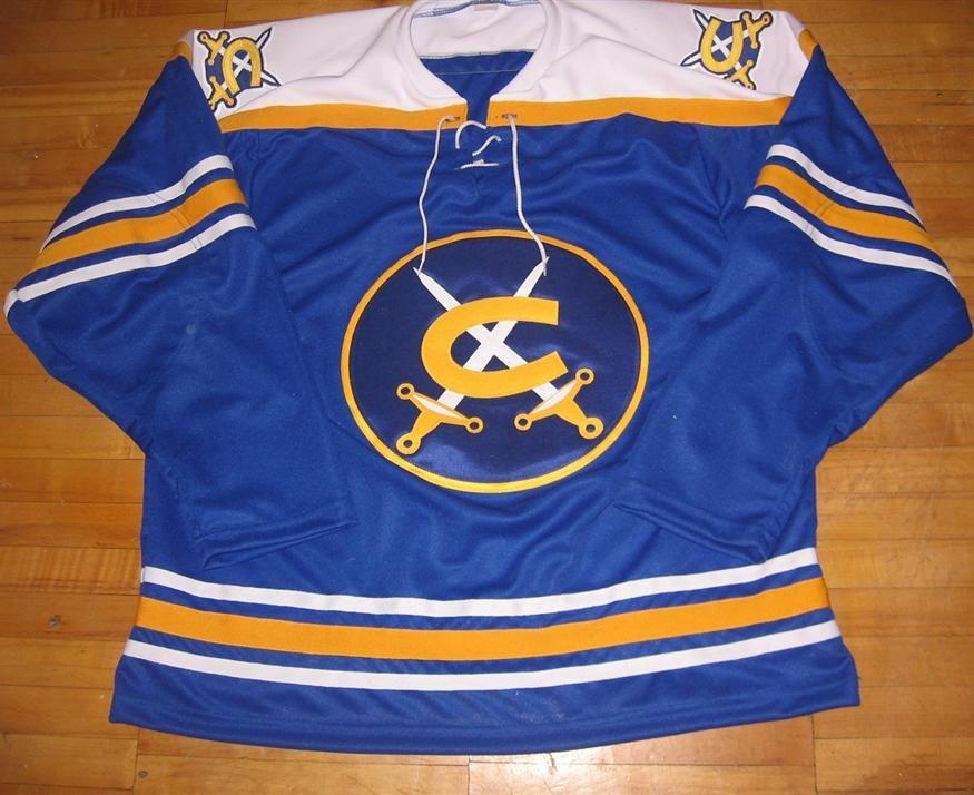 pretty nice 83591 3a5ae Cincinnati Swords vintage hockey jersey | Hockey Jerseys ...