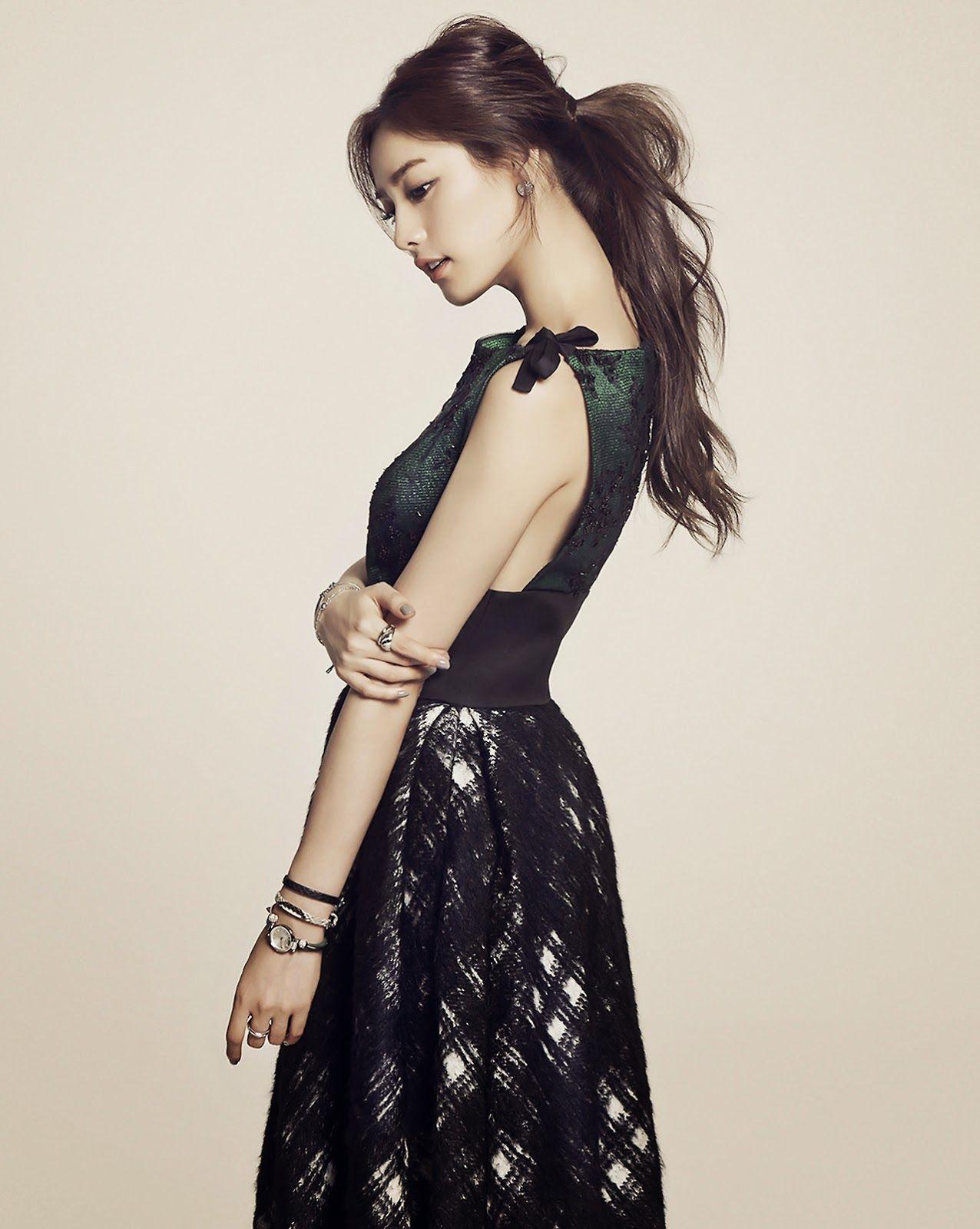 Nana(나나); Im Jin-ah (임진아), 1991년 9월 14일, After School
