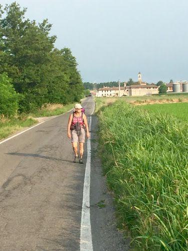 49ème étape Pavia à Santa Cristina