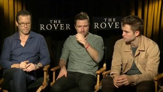 NEW INTERVIEW OF ROB, GUY AND DAVID W/ FOX 411 ▶ rplife - Vídeo Dailymotion